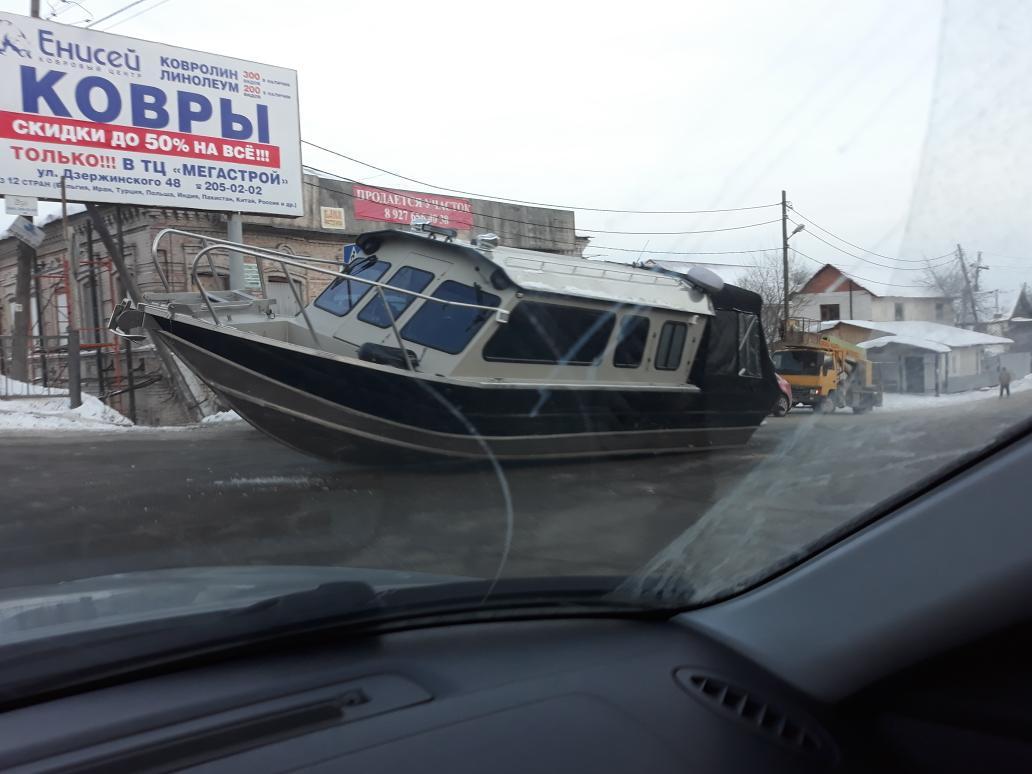 стоянка катеров и лодок владивосток